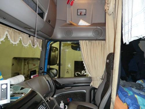 gordijnen van bens cabine meubels - Allerhande vragen - Chauffeursforum